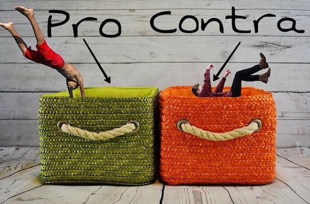 Gentechnik Pro und Contra